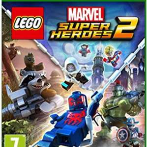 Jeu Lego Marvel Superheroes 2 sur Xbox One et PS4 (inclus pack de personnages « out of Time »)