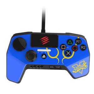 Manette MadCatz Fightpad Pro Street Fighter V pour PS3/PS4