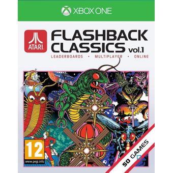 Atari Flashback Classics Volume 1 ou 2 PS4/Xbox One
