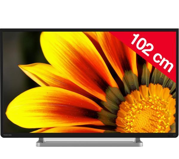 "Téléviseur 40"" Toshiba 40L2432DG - Full HD - 200Hz - TNT (DVB-T)"