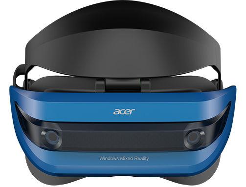 Casque de réalité mixte Acer AH101 avec 2 Contrôleurs