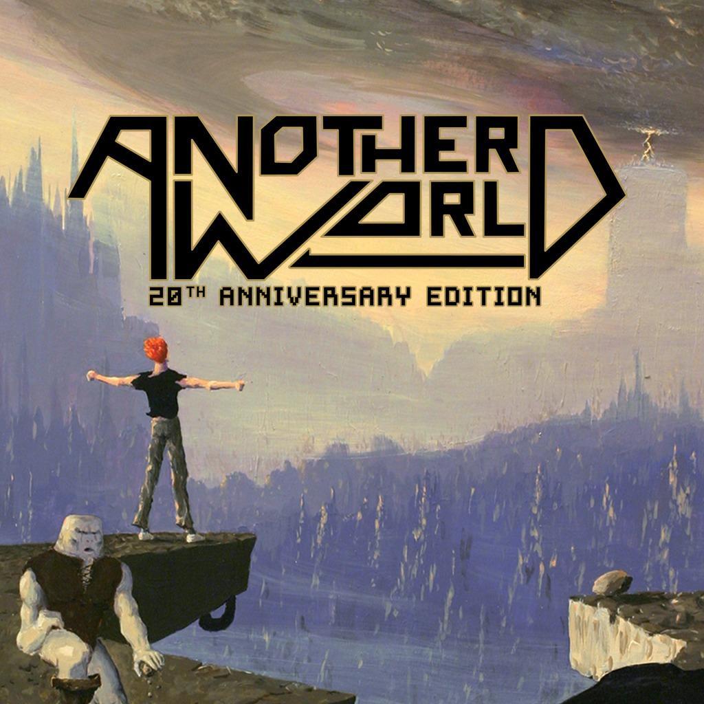 Jeu Another World sur PC - 20th Anniversary Edition (Dématérialisé - Steam)