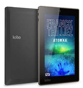 "Tablette 7"" Kobo Arc - 8 Go WiFi"