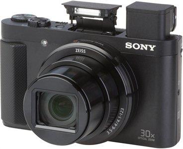 Appareil photo compact Sony Cyber-shot DSC-HX80 noir - Frontaliers Belgique