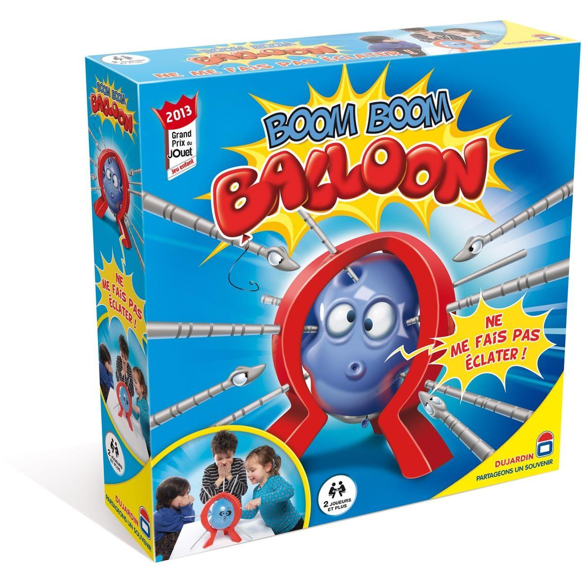 Jeu de société enfant Boom Boom Ballon Dujardin