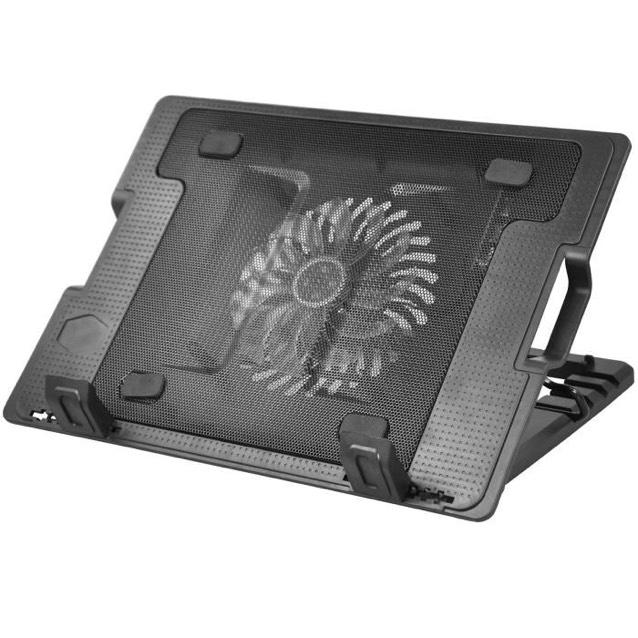 Support d'ordinateur portable avec 1 port USB et ventilateur de refroidissement - (vendeur tiers)
