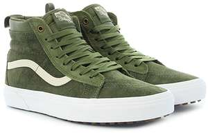 Chaussures Vans ski hi mte winter moss military