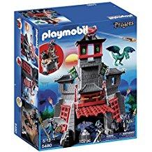 Playmobil Dragons 5480 - Citadelle secrète du dragon