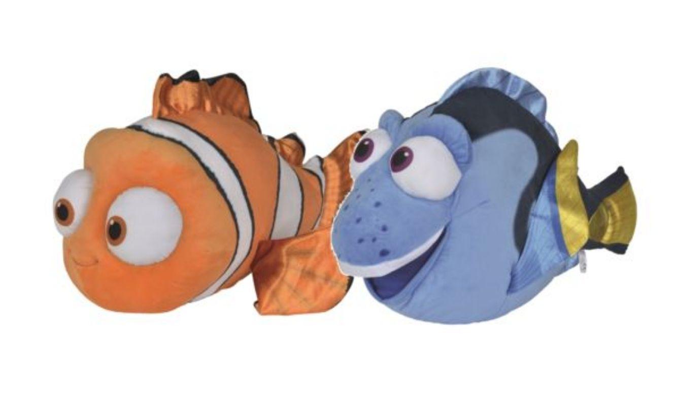 Peluches Disney 5872285 - Dory et Némo (50 cm)