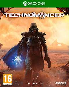 The Technomancer sur Xbox One