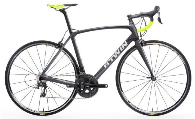 Vélo de route Ultra 900 CF (Carbon Frame) en 2XS