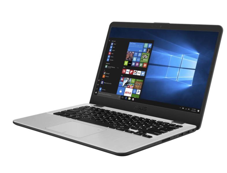 "PC portable 14"" Full HD Asus VivoBook S14 S405UA-BM384T (i5-7200U, 4 Go RAM, 500 Go HDD + 128 Go SSD, Windows 10)"