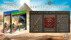 Assassin's Creed Origins - Limited Edition sur PS4 ou Xbox One