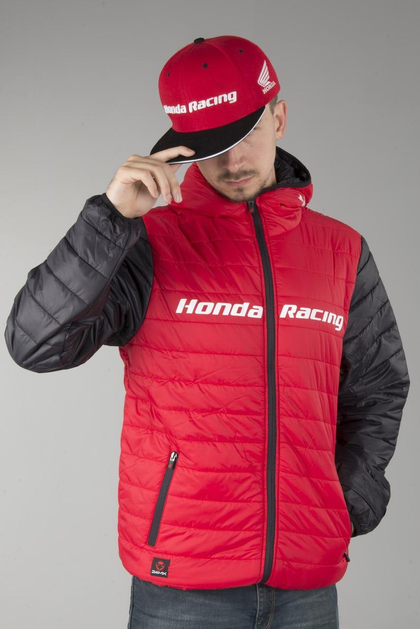 Veste Honda Racing Team - rouge (du S au XXXL)