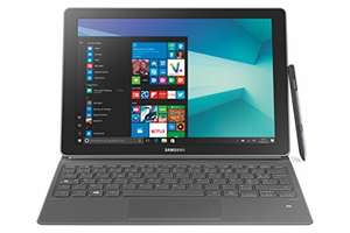 "PC portable 12"" full HD+ Samsung Galaxy Book (i5, 256 Go en SSD, argent) + clavier + stylet (via ODR de 150€)"