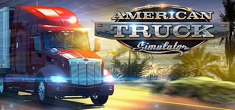 Jeu American Truck Simulator sur PC (Dématérialisé, Steam)