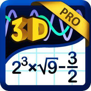 Graphing Calculator PRO (by Mathlab) gratuit pour Android (au lieu de 3.99€)