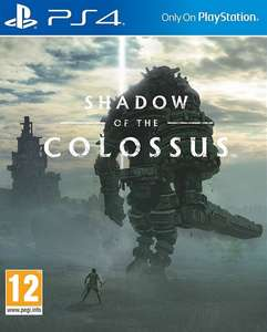 [Précommande] Shadow of the Colossus sur PS4