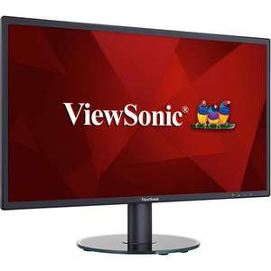 "Ecran PC 24"" Viewsonic VA2419-SH  Full HD - 5 ms"