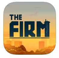 Jeu The Firm gratuit sur iOS (au lieu de 1.99 €)