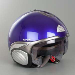 Casque Airoh Troy, violet (taille S)