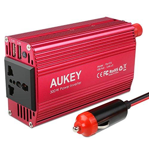 Convertisseur électrique auto 12V en 230V - Aukey (vendeur tiers)