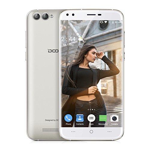 "Smartphone 5.5"" Dogee X30 -  HD, MTK6580, 2 Go RAM, 16 Go ROM (vendeur tiers)"