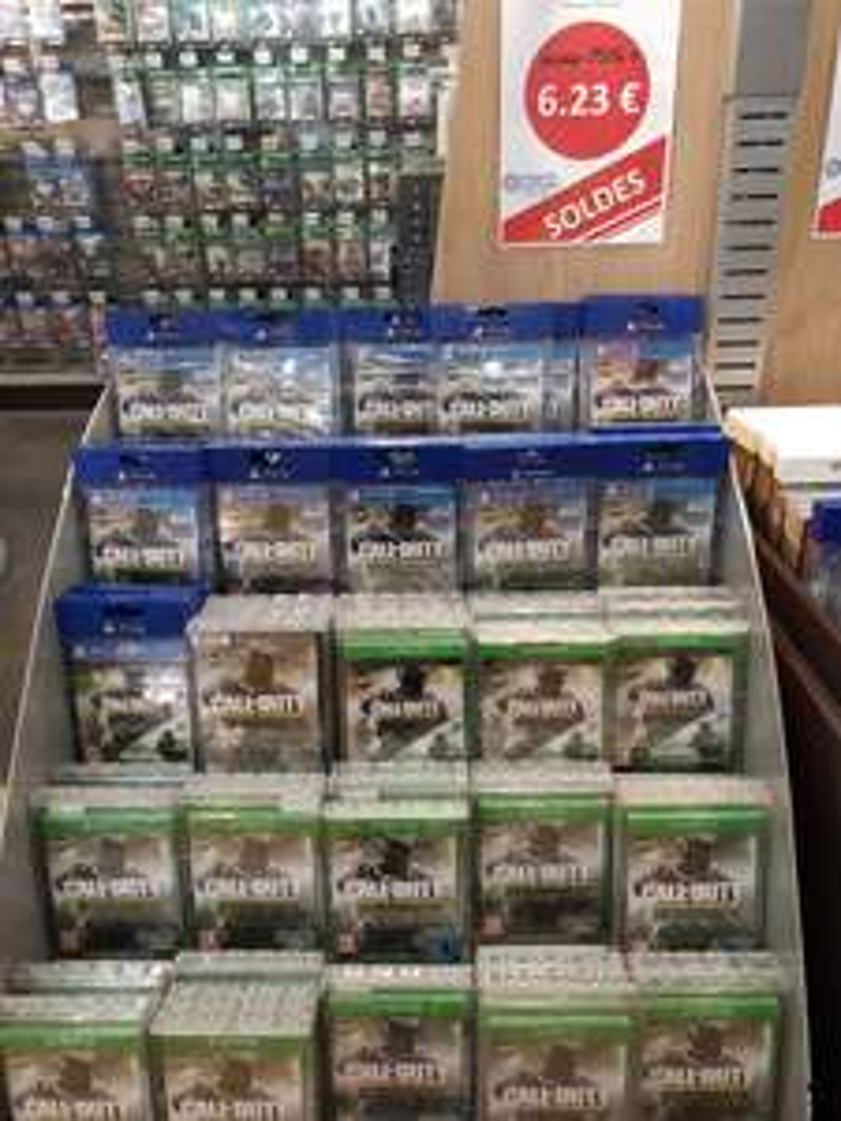 Call of Duty: Infinite Warfare sur PS4 ou Xbox One au E.Leclerc Cleunay Rennes (35)