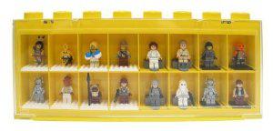 Vitrine pour 16 minifigurines Lego