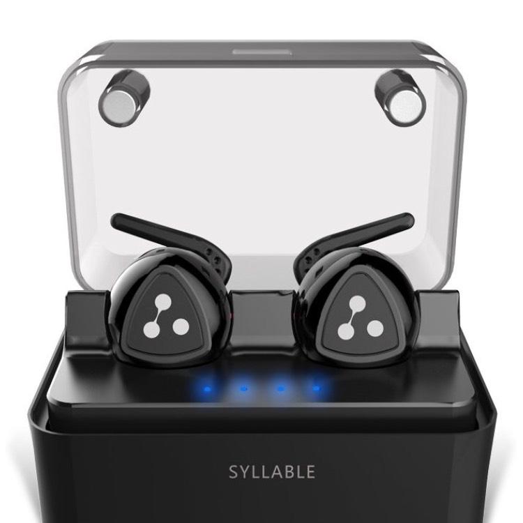 Écouteurs intra-auriculaire sans fil Syllable D900MINI - Bluetooth 4.1 (vendeur tiers)