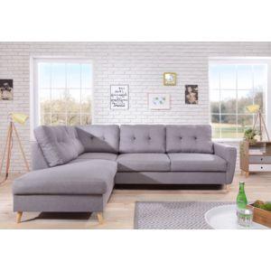Canapé d'angle Bobochic Scandi - 6 places