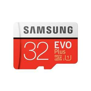 Selection de cartes Micro SDXC Samsung Evo Plus en promotion - Ex : 32 Go