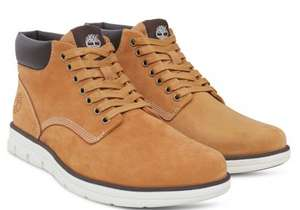 Chaussures Timberland Bradstreet Chukka Marron pour Hommes - Tailles au choix