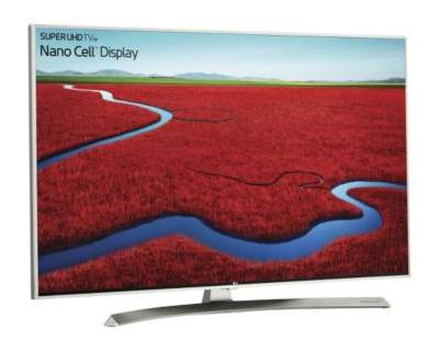 "TV 49"" LG 49SJ810V - 4K UHD, HDR, LED IPS, smart TV"