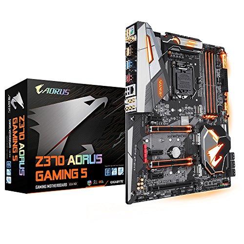 Carte mère Gigabyte Z370 AORUS Gaming 5 LGA Intel 1151 DDR4