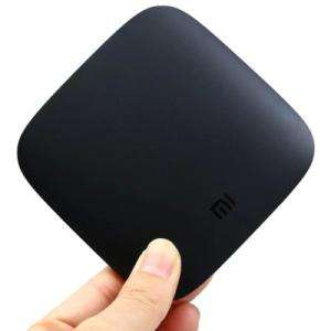 Box TV Android Xiaomi Mi 4K - Cortex-A53, 2 Go de RAM, 8 Go version internationale - Membres PriceClub