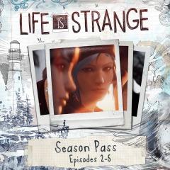 Life is Strange Season Pass sur PS3 à 1.75€ et PS4 à 3.99€ (Dématérialisé)