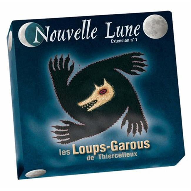 Extension Les Loups-Garous de Thiercelieux - Nouvelel Lune