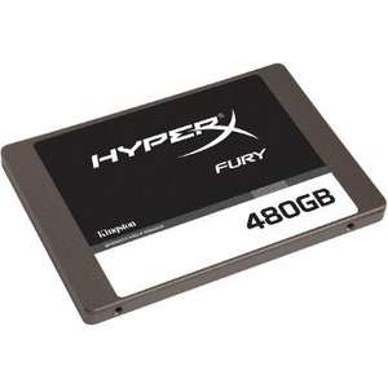 "SSD interne 2.5"" Kingston HyperXFury - 480 Go"