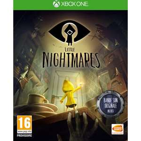 Little Nightmares sur Xbox One