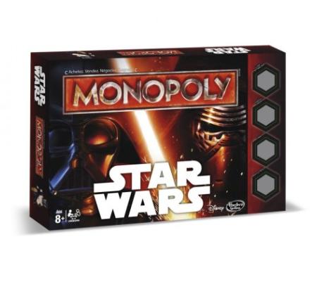 Monopoly Star Wars - Le Réveil de la Force