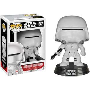 First Order Snowtrooper - Figurine Pop! Star Wars 7
