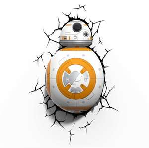 Lampe 3d Décorative BB-8