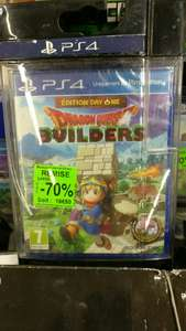 Jeu PS4 Dragon Quest Builder - St Jean de la Ruelle (45)