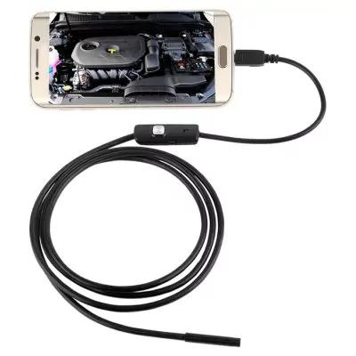 Caméra endoscopique compatible Android - 3.5 mètres, LED réglables, IP67