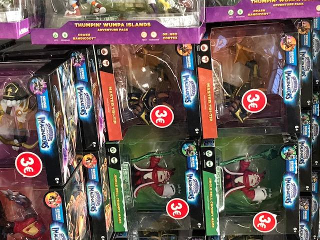 Figurines Skylanders Imaginator - Carrefour