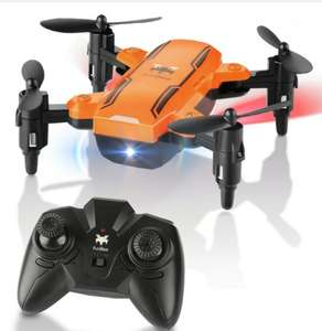 Mini Drone Furibee H815 - Orange ou Blanc