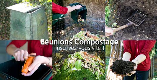 Distribution gratuite de composteurs + Formation - Yvelines (78)