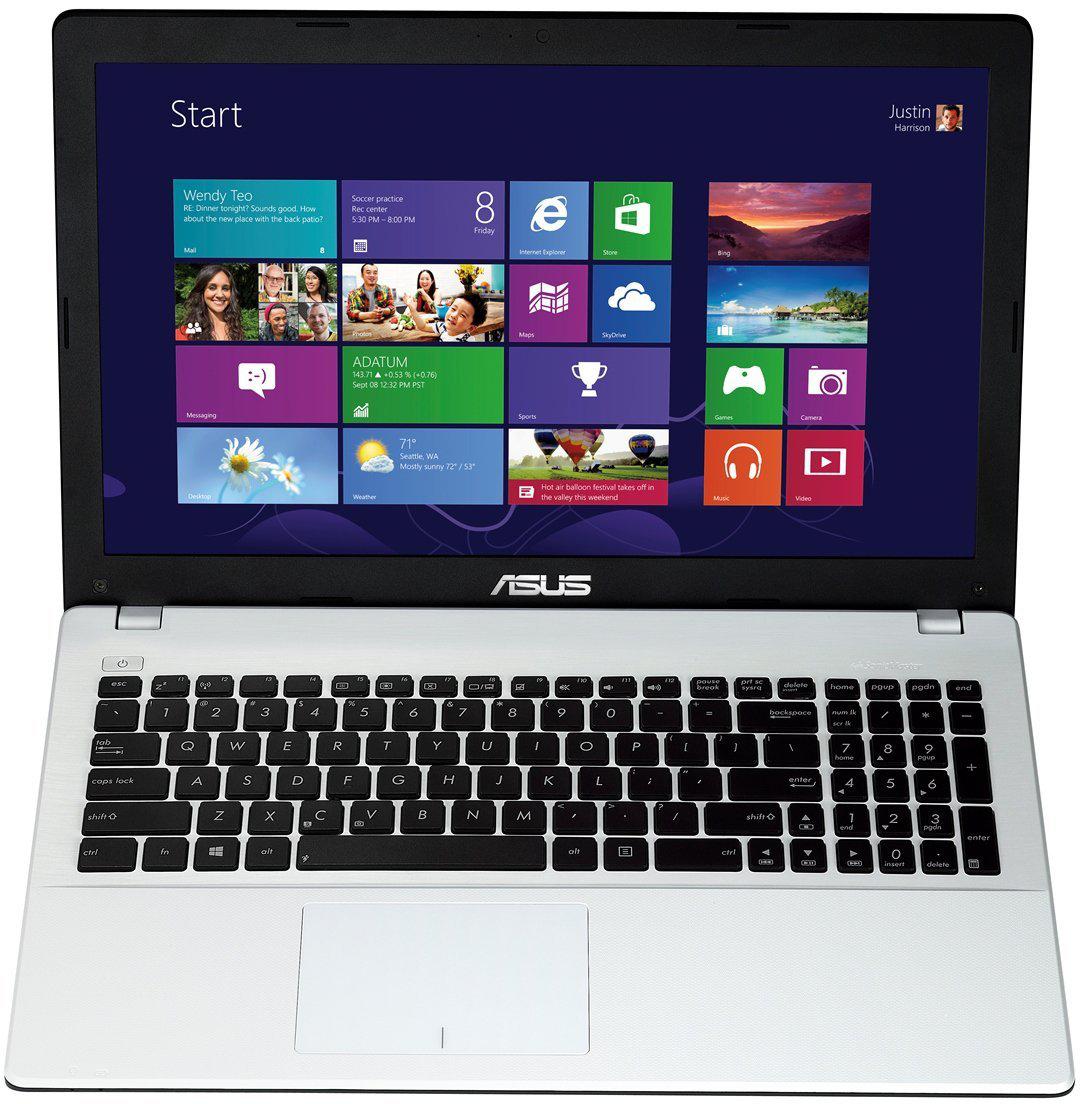 """PC Portable 15.6"""" Asus F551MAV-BING-SX1007B (Intel N2849, 4Go RAM, 500Go HDD, Qwertz)"""