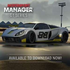 Motorsport Manager GT Series DLC (Dématérialisé - Steam)